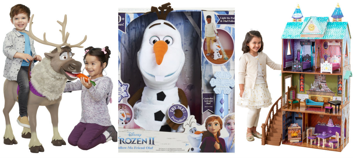 here are all the frozen 2 toys kids