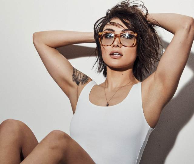 Daniella Pineda Opens Up To Playboy About Jurassic World