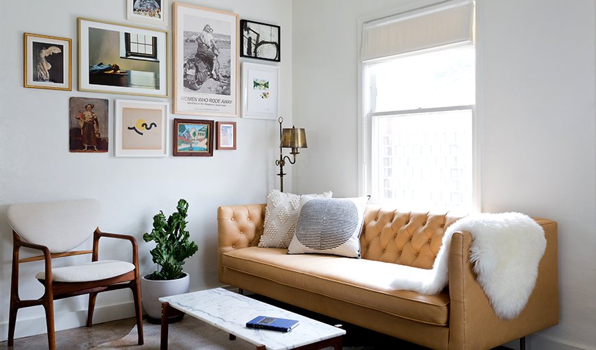 7 Tips For Designing A Small Living Space With Homepolish Parachute Blog