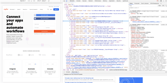 Inspect Element: How to Temporarily Edit Any Webpage