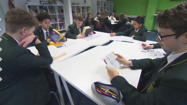 Fifteen Cardiff schoolchildren get into high IQ society Mensa | Wales | ITV News