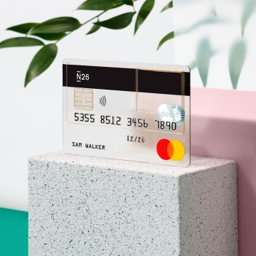 Free Bank Account With N26 Open Yours In Minutes N26 Europe