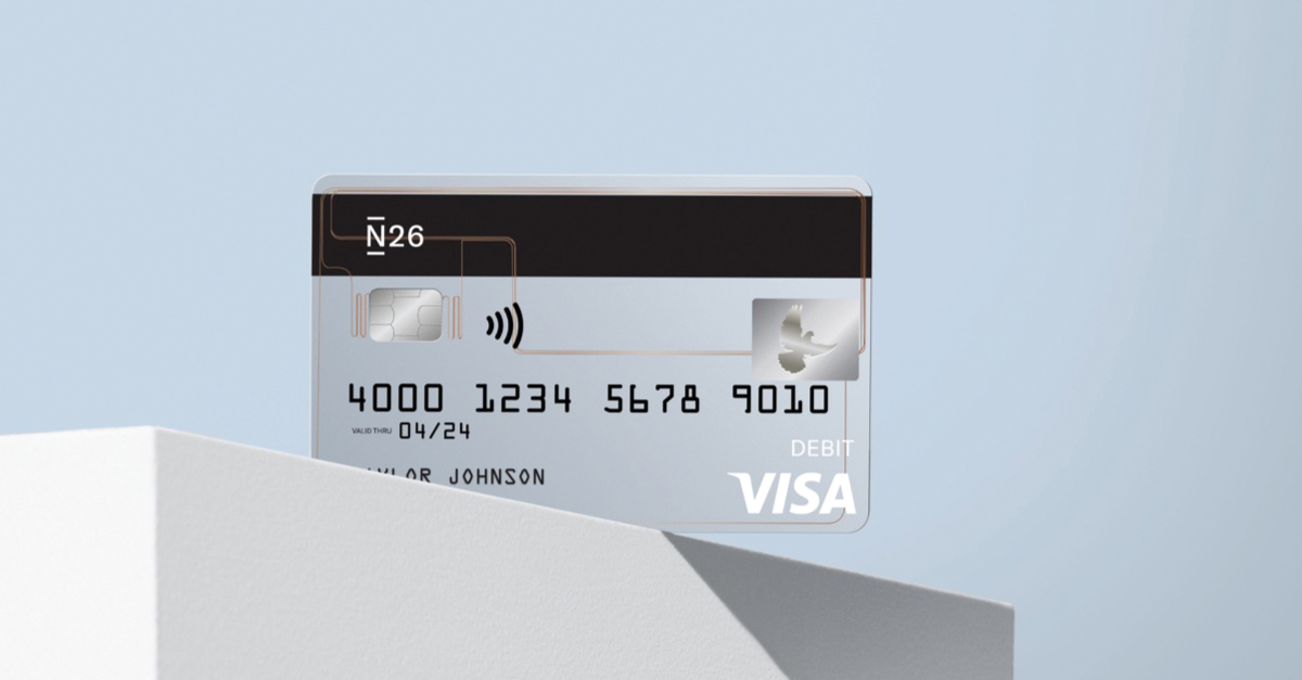 N26 Standard Account Sign Up In 5 Minutes N26 United States