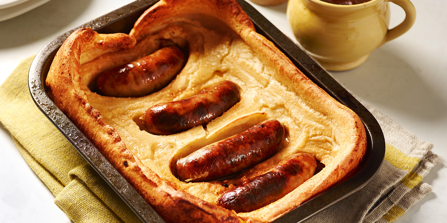 Toad in the hole  Recipes  Coop