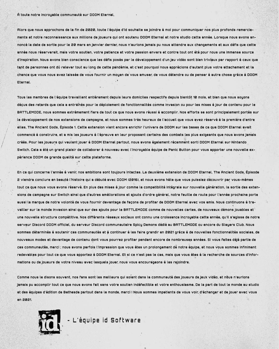 Tout Le Monde Joue Avec L'histoire : monde, l'histoire, Lettre, Marty, Stratton, Bethesda.net