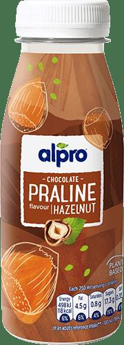 Alpro Chocolate Praline Hazelnut   Alpro