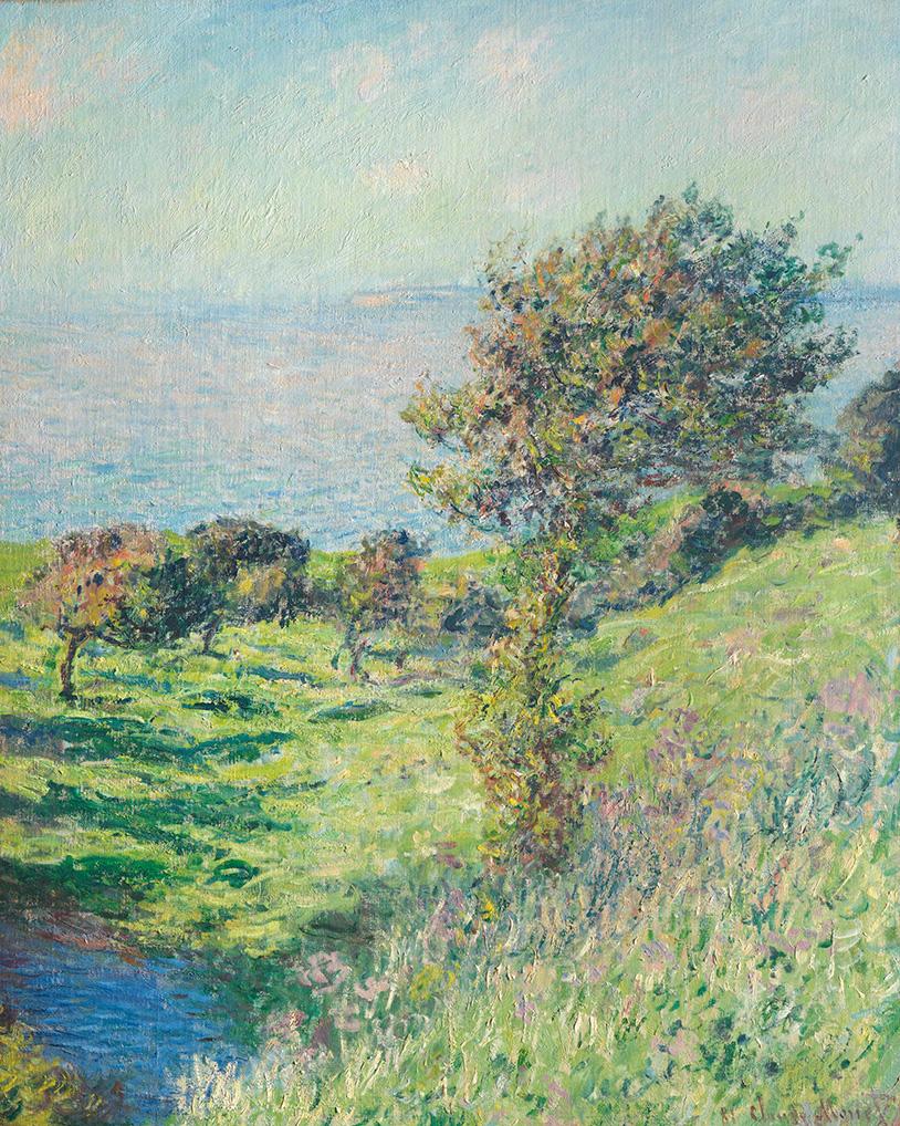 Claude Monet, Coup de vent