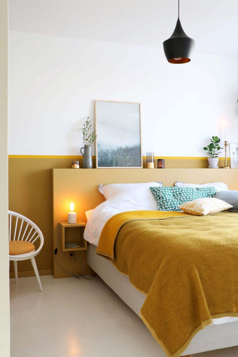 Hoofdbord slaapkamer  KARWEI