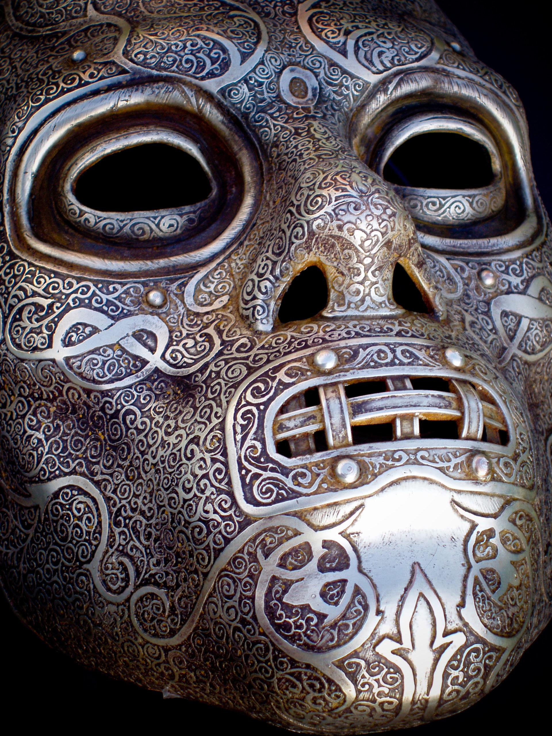 Death Eater Masks And Their Owners : death, eater, masks, their, owners, Behind, Scenes:, Designing, Deathly, Masks, Wizarding, World