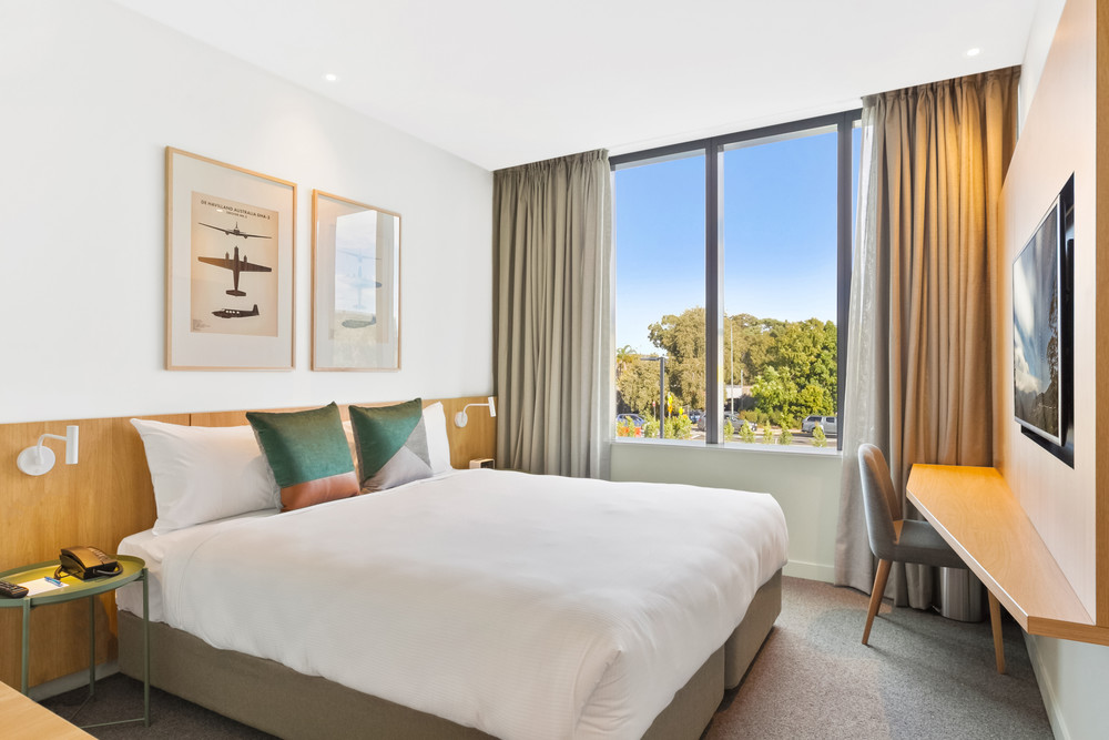 Sydney Airport Hotels International And Domestic Airport