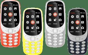 Nokia- 3310 Dual Sim-White