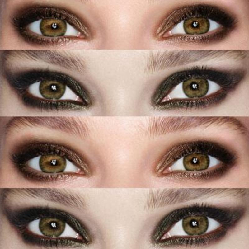 Make Hazel Eyes Pop