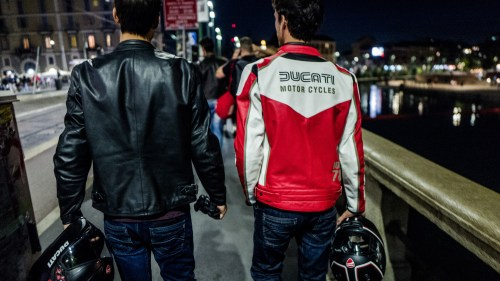 small resolution of with the ducati apparel collection freedom and security apparel blend in the unmistakable style of a unique story