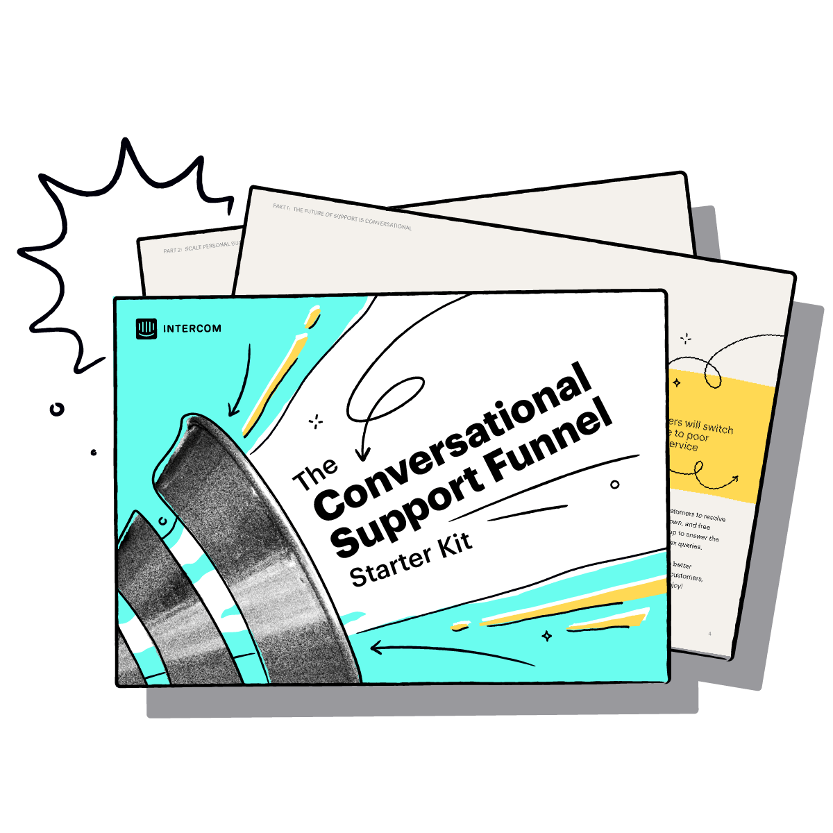 Conversational Support Funnel Kit