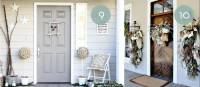 Eye Candy: 10 Front Porch Decorating Ideas For Winter   Curbly
