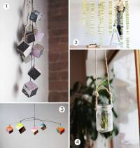 cool things to hang from ceiling - Design Decoration