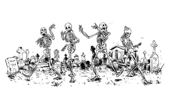 Nation Of Bones ❧ Current Affairs 7