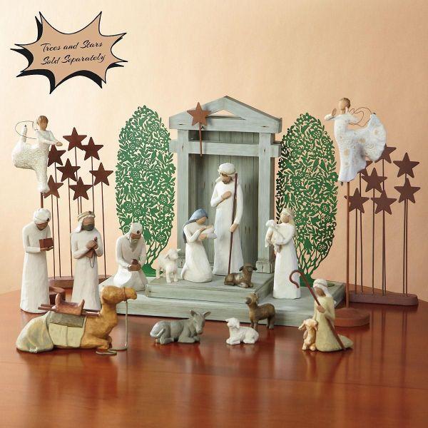Willow Tree Nativity Set Current Catalog