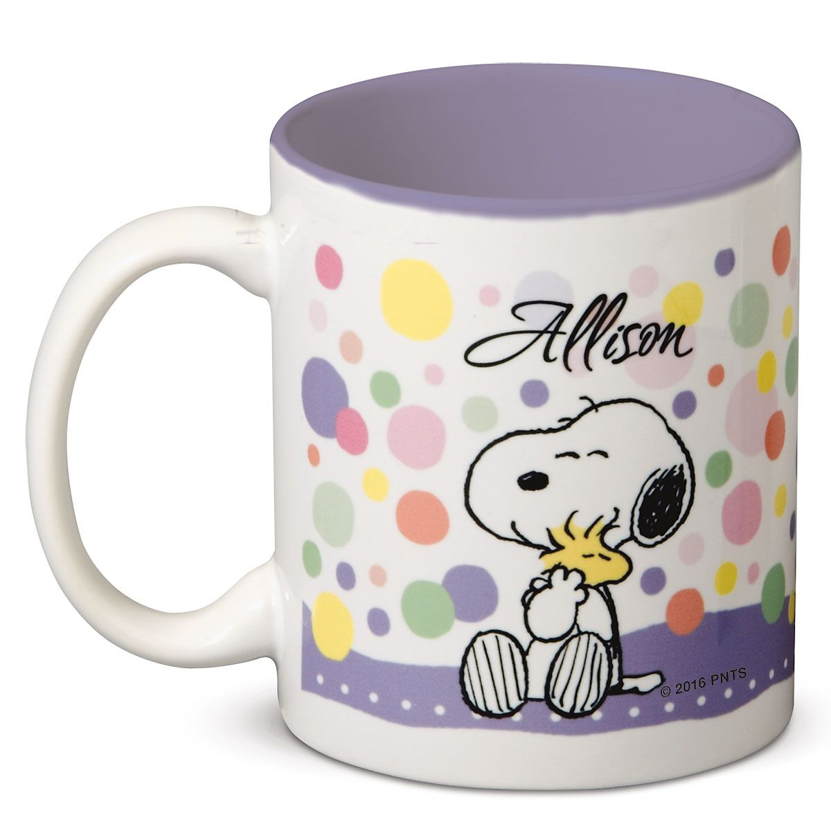 PEANUTS Personalized Mug Current Catalog