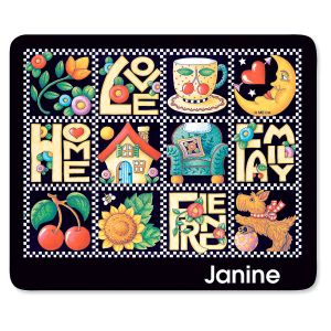 personalized mouse pads photo
