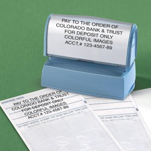 return address stamps personalized