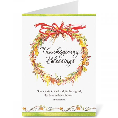 Simple Faith Thanksgiving Cards Current Catalog