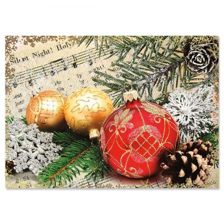 Religious Christmas Ornament Crafts
