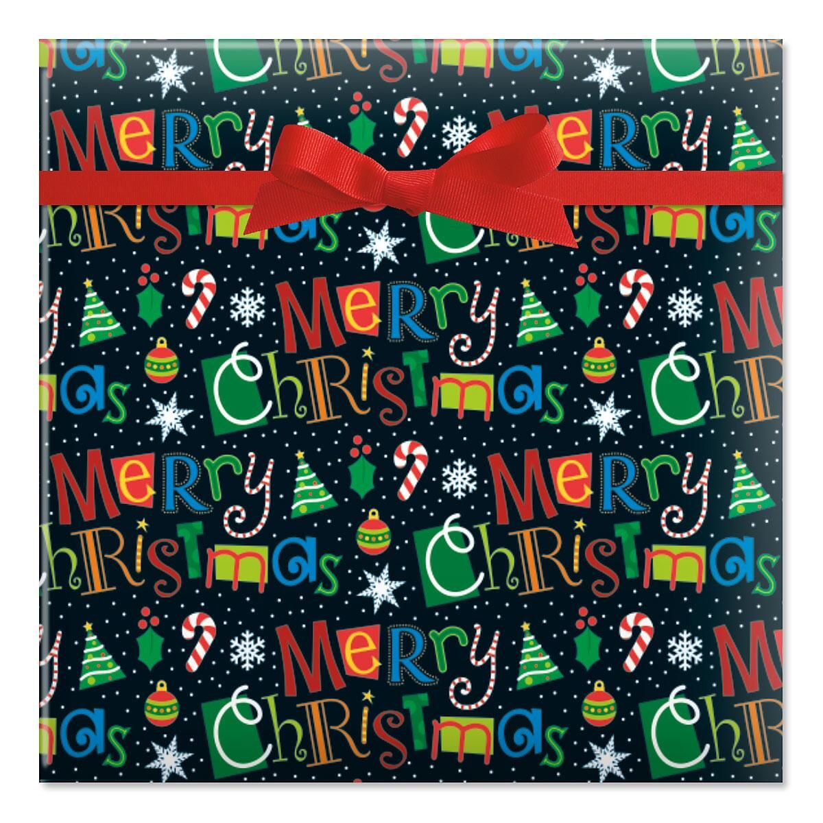 Christmas Gift Wrappers