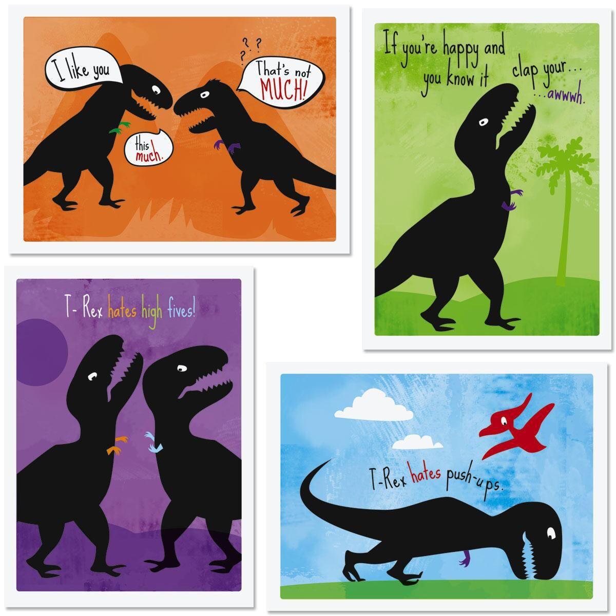 T Rex Kids Valentines Current Catalog