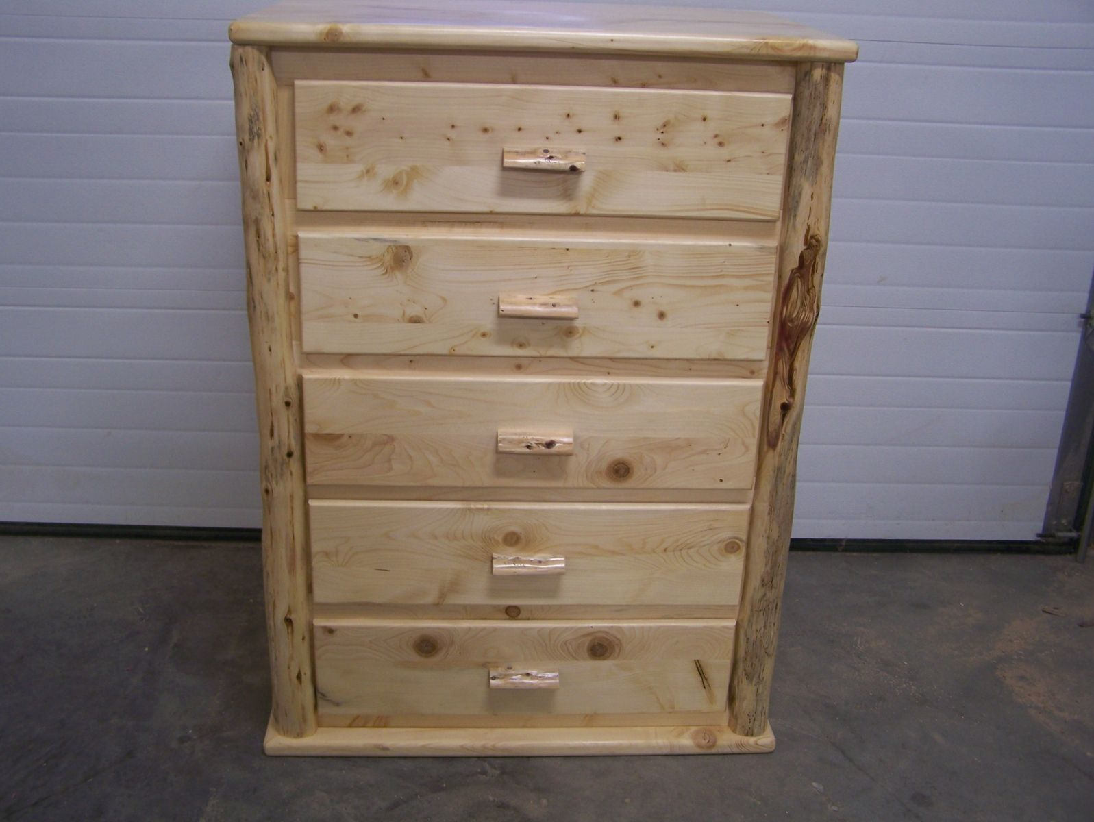 Pine Chairs Custom Knotty Pine Chest Of Drawers By Fbt Sawmill