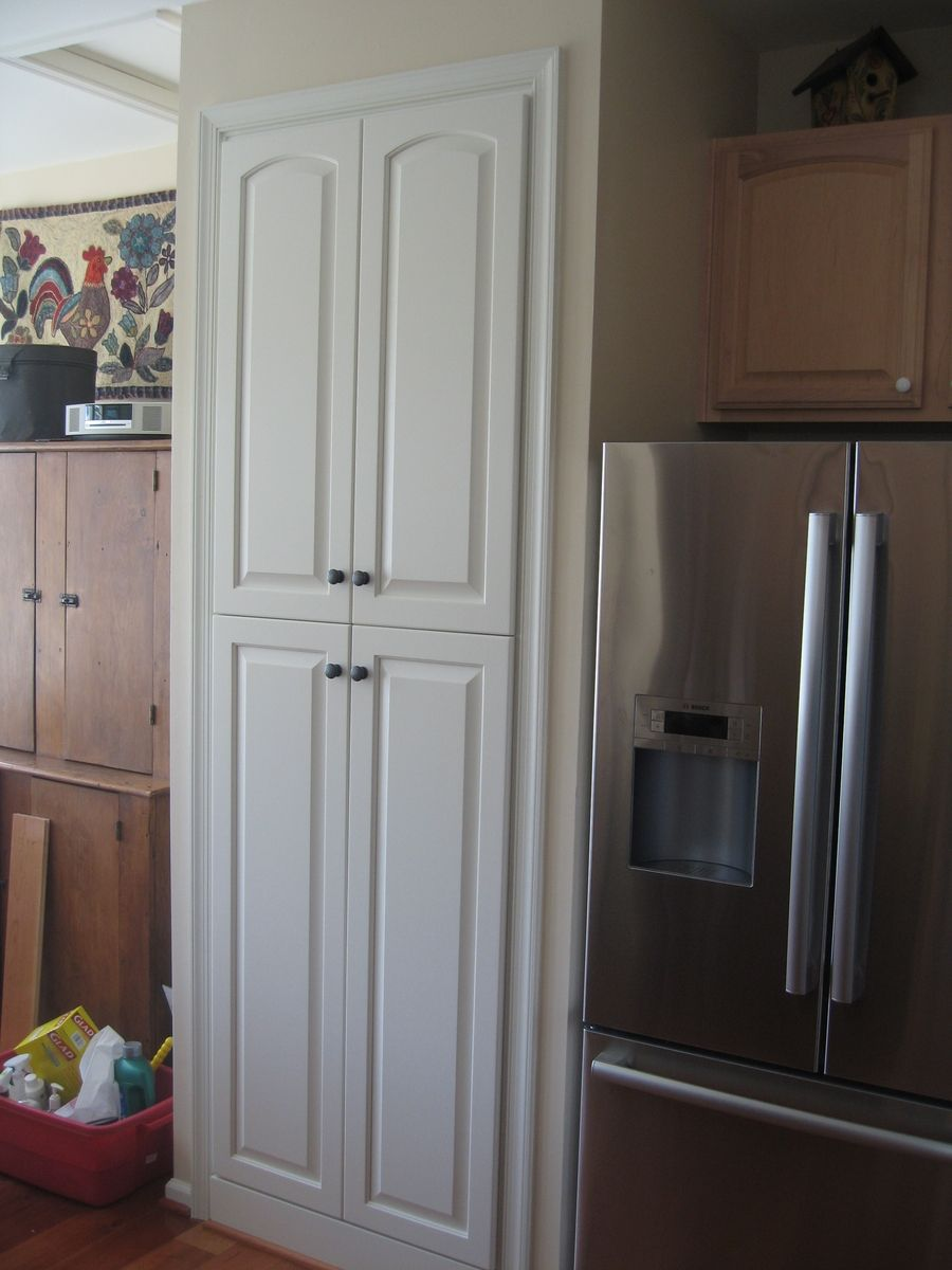 kitchen pantry closet aid food processor hand crafted by ajc woodworks inc custom made