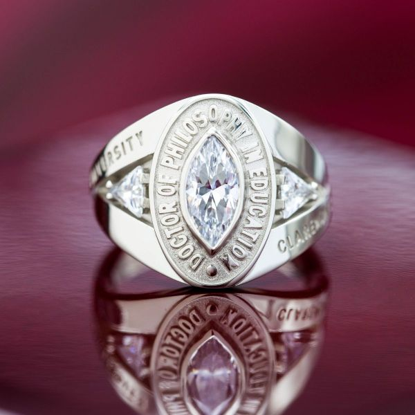 Unique Graduation Rings - Year of Clean Water