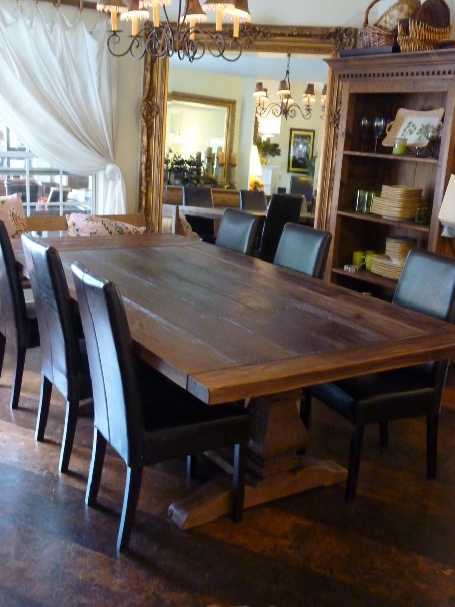 Pdrt50 Pine Dining Room Tables Group 5753