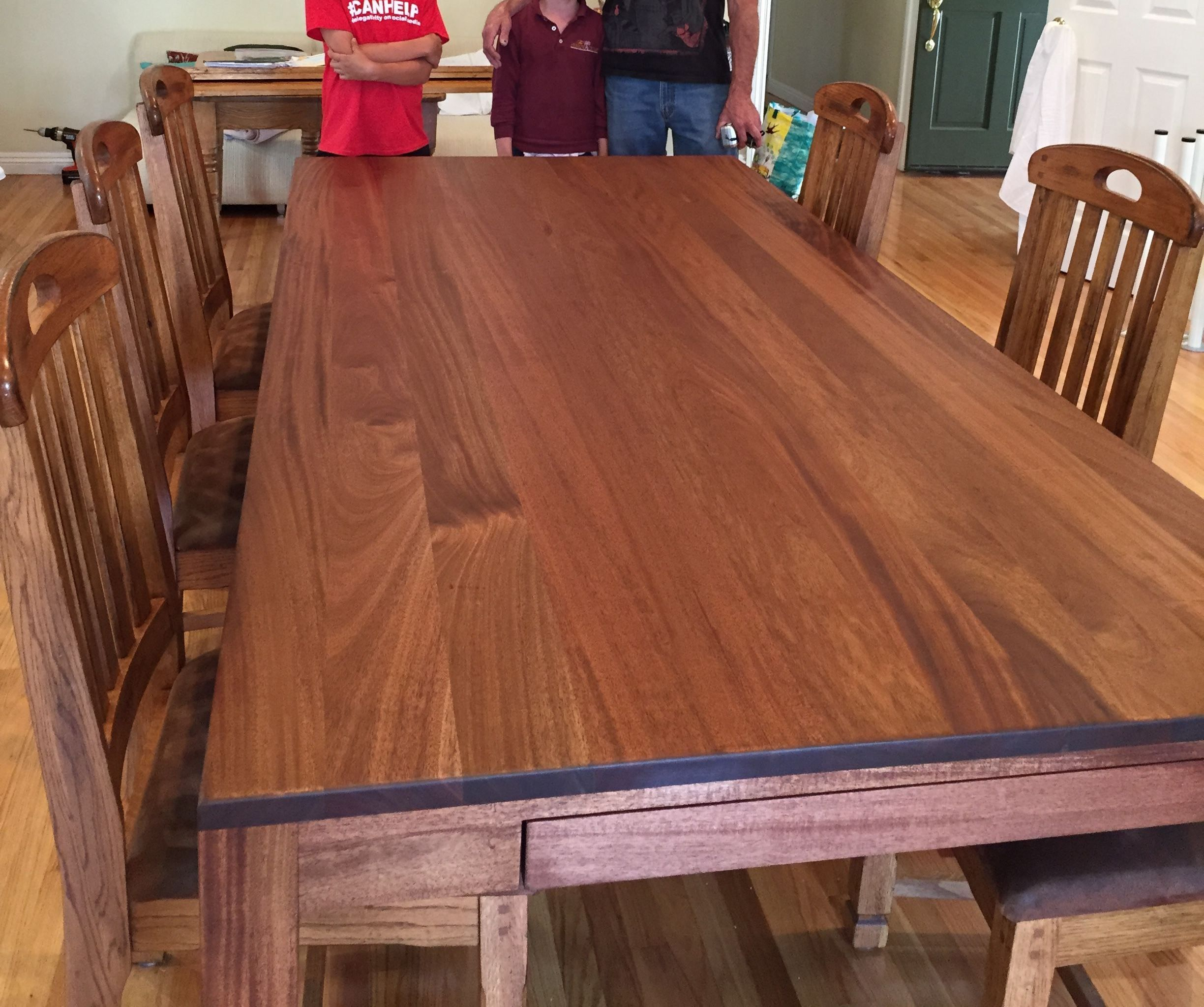 African Mahogany Stain