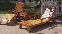 Hand Crafted Cedar Patio Furniture Bald Mountain