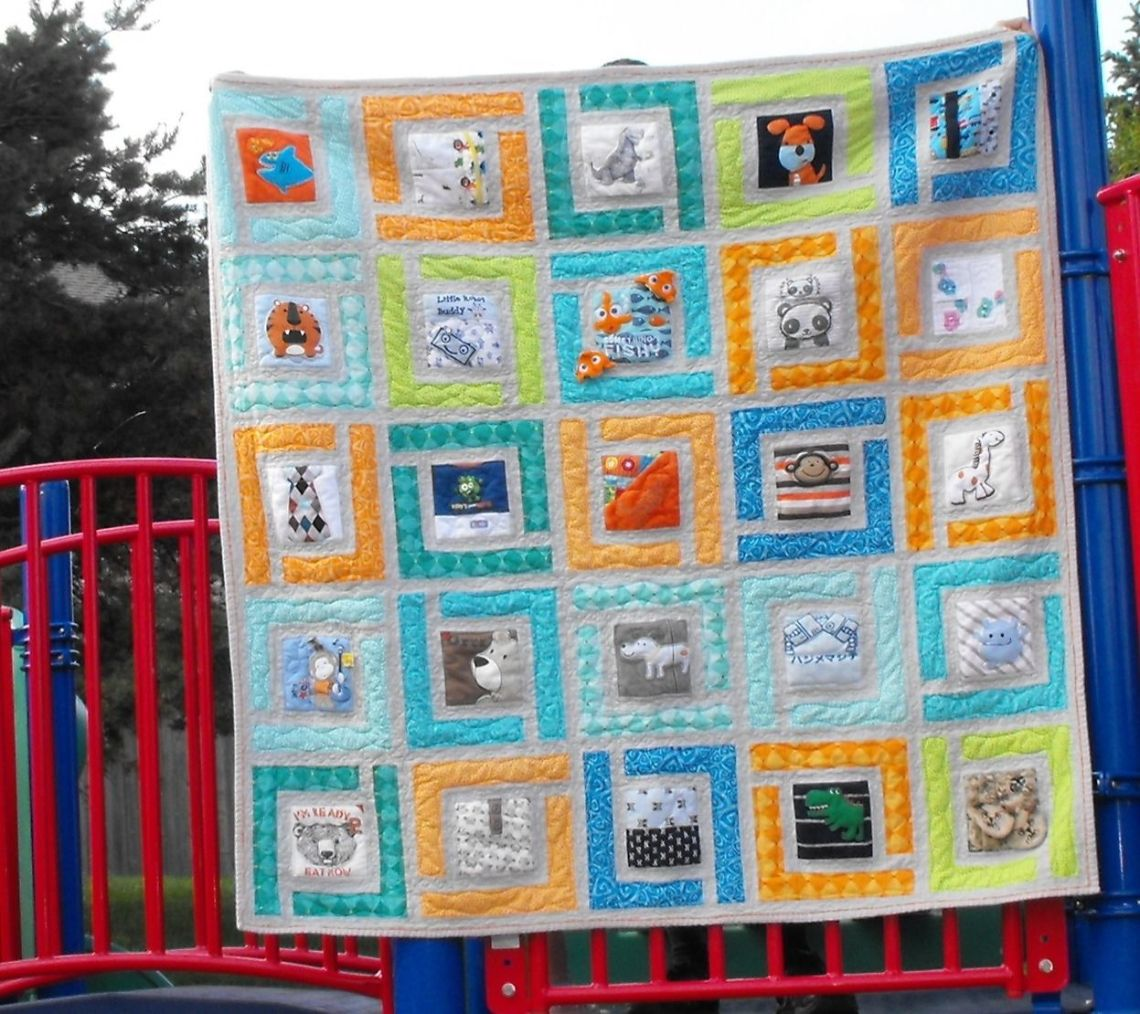 Image Result For How To Make A Quilt Out Of T Shirts