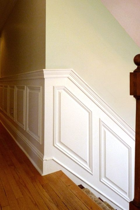 Custom Raised Panel Wainscoting By Stuart Home Improvement