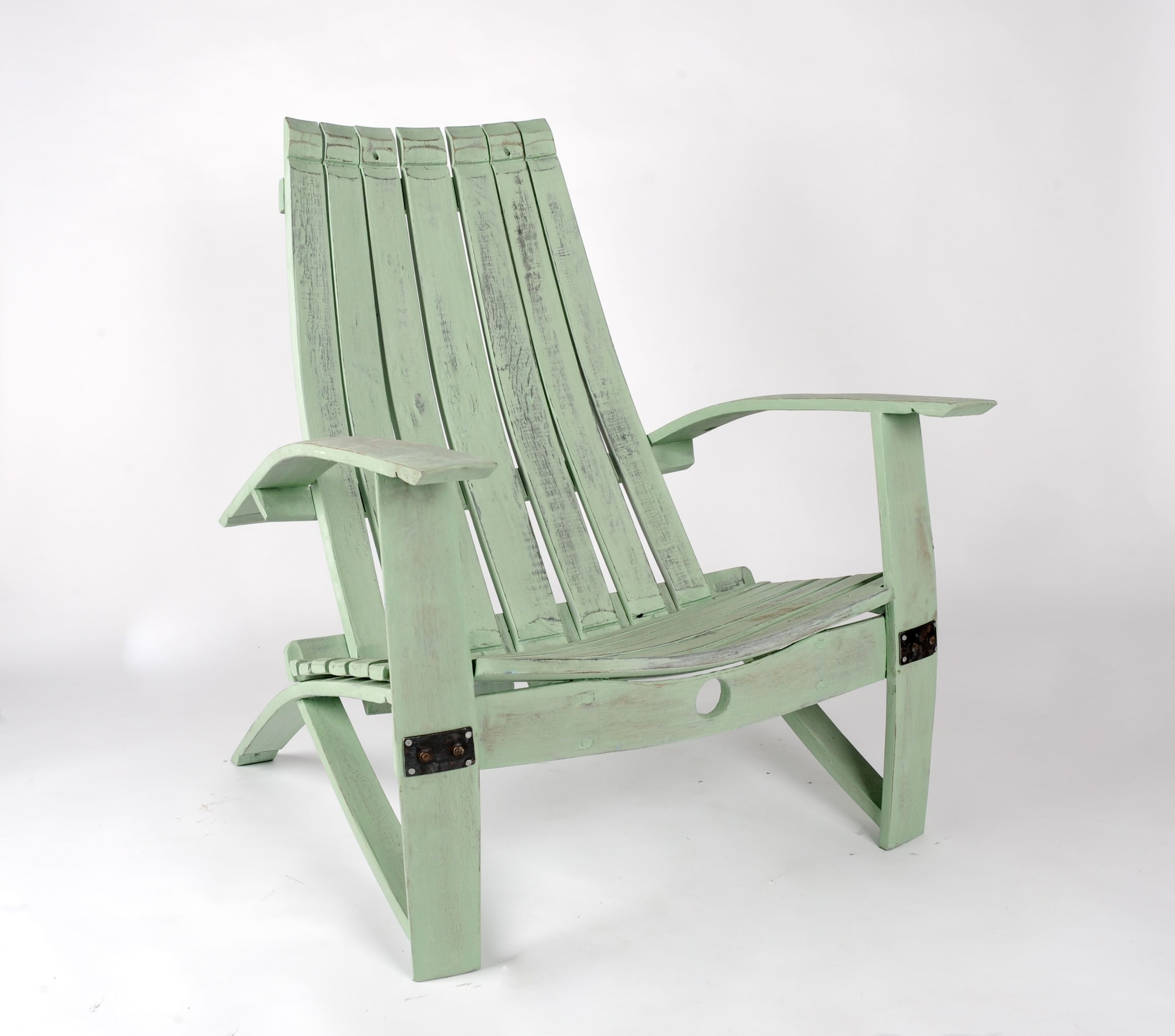 distressed adirondack chairs parker knoll dining buy a custom made wine barrel
