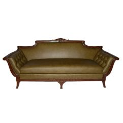 Sofa Records Philadelphia Hamilton Leather Uk Hand Made Sold By Classic Elegance Llc