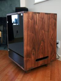 Mission Style Stereo Cabinet | Cabinets Matttroy