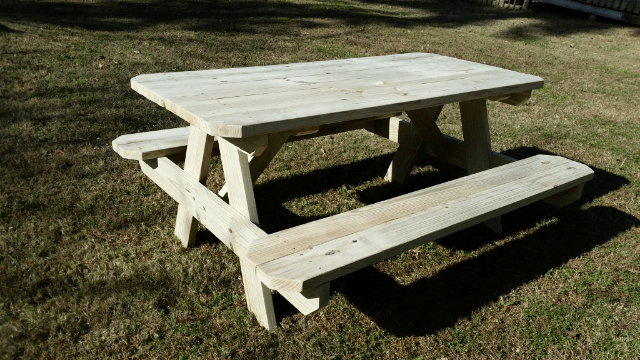 2×6 Outdoor Furniture
