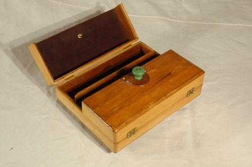 Handmade Repurposed Cigar Box By Jetwoodshop