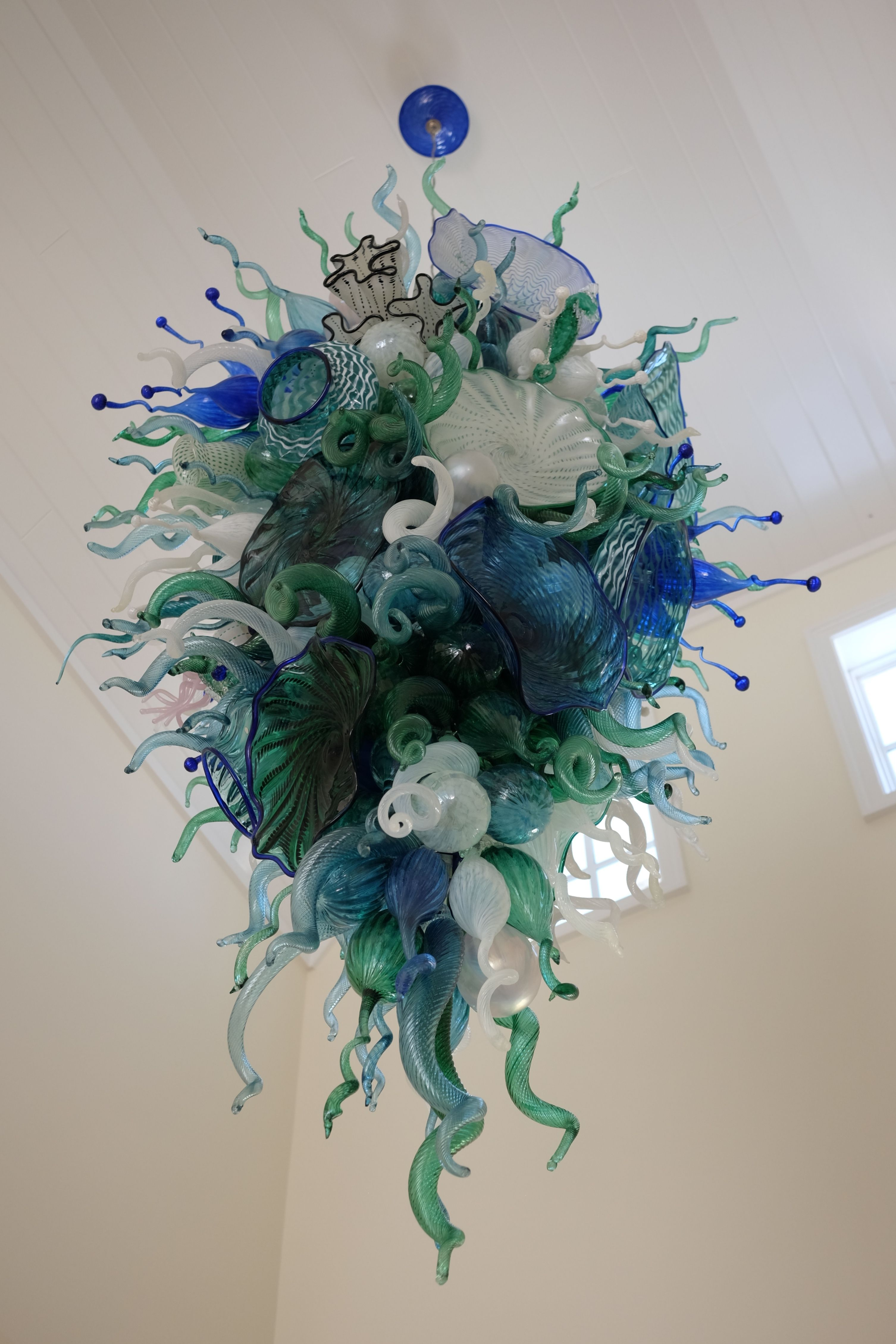 Hand Crafted Sea Life Series Hand Blown Glass Art