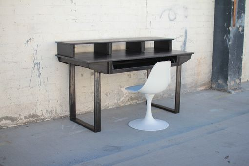 Hand Crafted Studio Desk For Audio  Video Production W