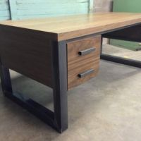 Walnut Desks | CustomMade.com