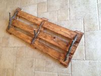 Hand Crafted Log/Branch Coat Racks by Live Edge Woodcrafts
