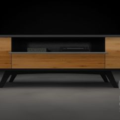 Living Room Tv Stand Carpet Ideas Uk Custom Retro Tv/media Console By Se2studios | Custommade.com