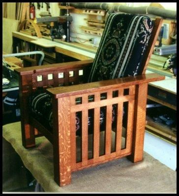 arts and crafts style chair cheap chairs for sale custom craftsman by heart of oak workshop custommade com made