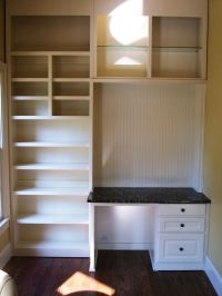 Hand Crafted Kid's Desk And Closet by Covenant Woodworks ...