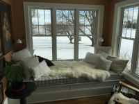 Window Seat Bed - Home Design